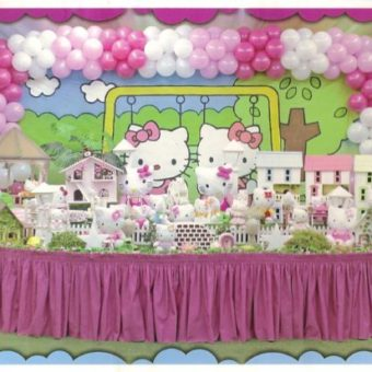 Tema: Hello Kitty