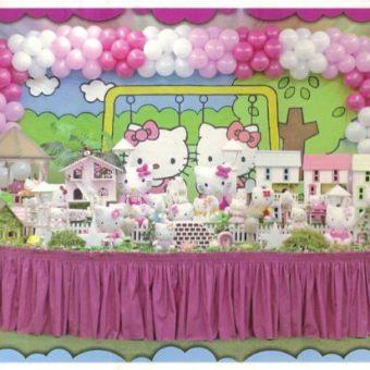 Tema: Hello Kitty