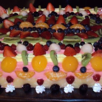 Torta ai Frutti