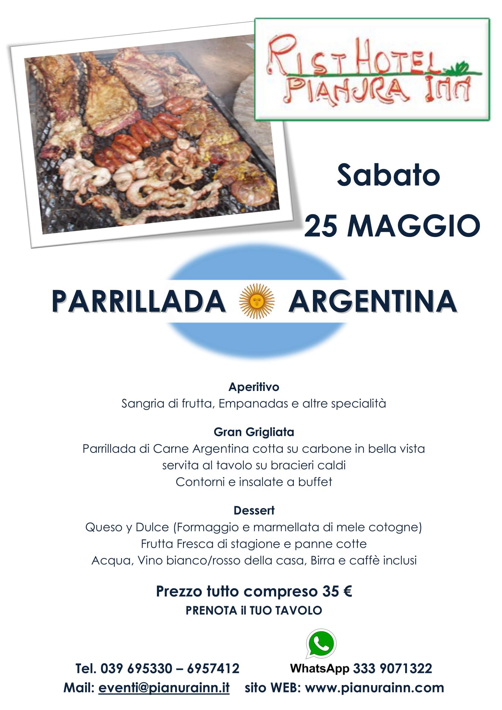 grigliata argentina